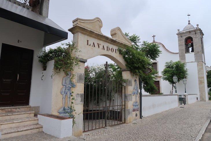 Lavadouros - Vila Nogueira de Azeitão - Portugal © Viaje Comigo