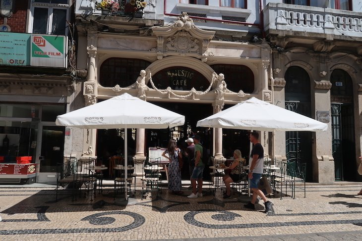 Majestic - Porto © Viaje Comigo