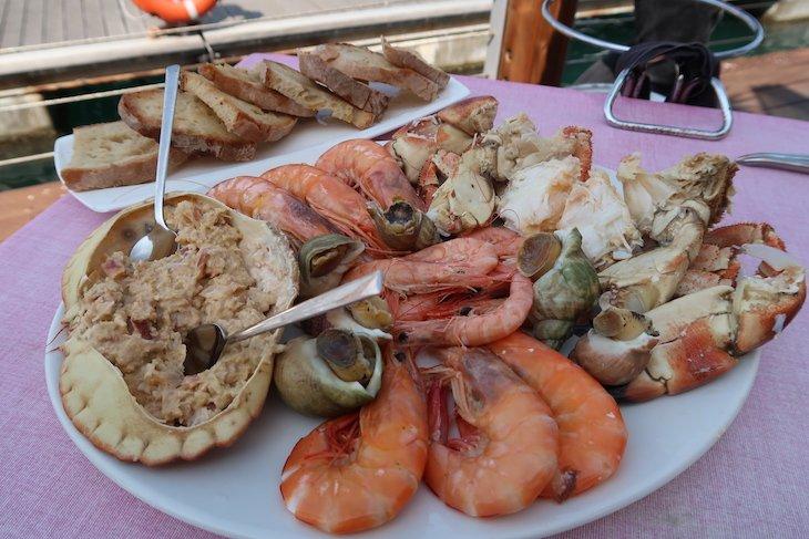 Marisqueiras de Tróia, Portugal © Viaje Comigo