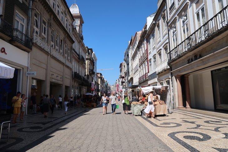 Rua de Santa Catarina Porto © Viaje Comigo