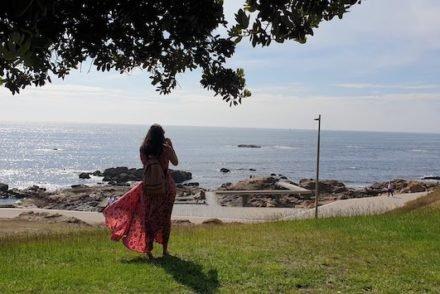 Nas praias do Porto - Portugal © Viaje Comigo