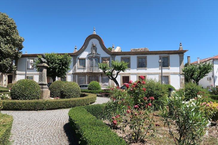 Palácio Ducal - Trancoso - Portugal © Viaje Comigo