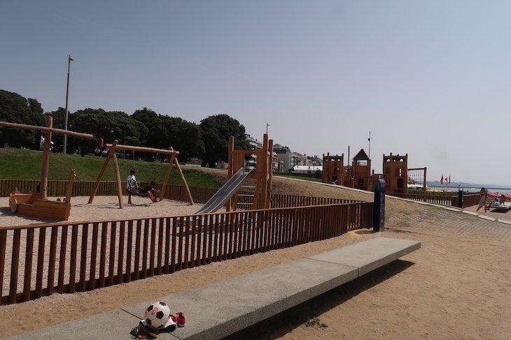 Parque Infantil do Homem do Leme - Porto, Portugal @ Viaje Comigo