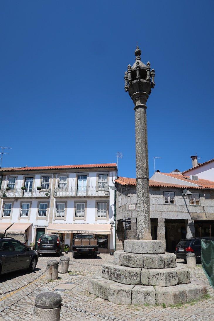 Pelourinho de Trancoso - Portugal © Viaje Comigo