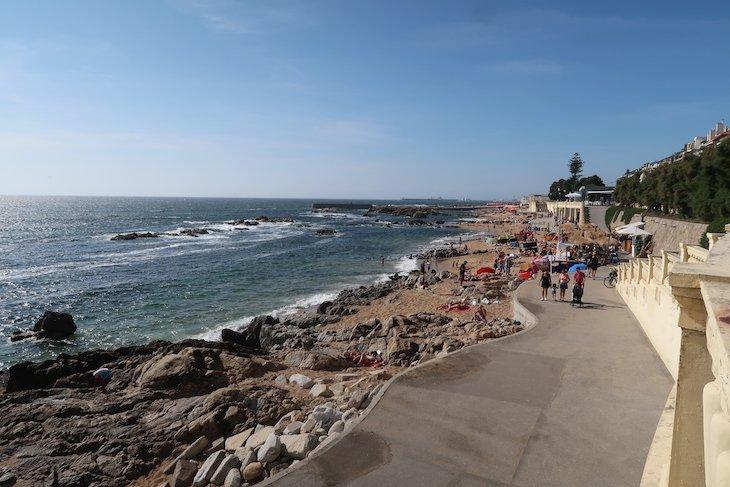 Praia de Gondarém, Porto - Portugal © Viaje Comigo