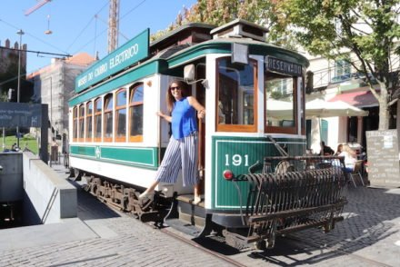 Passeio de elétrico no Porto © Viaje Comigo