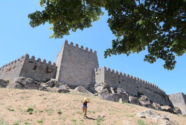 Castelo de Trancoso - Portugal © Viaje Comigo