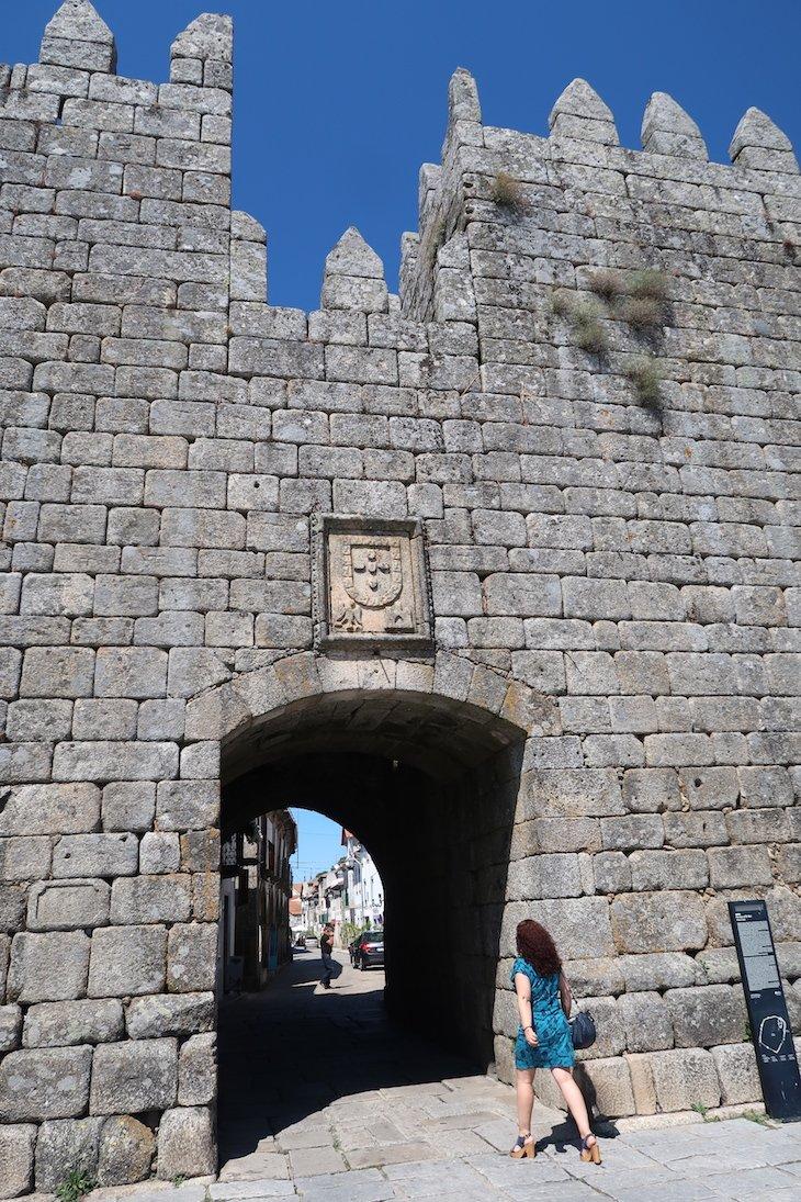 Porta d'El Rei - Aldeia Histórica de Trancoso - Portugal © Viaje Comigo
