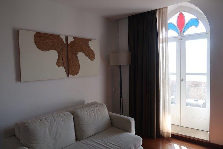 Hotel Carris Porto Ribeira © Viaje Comigo