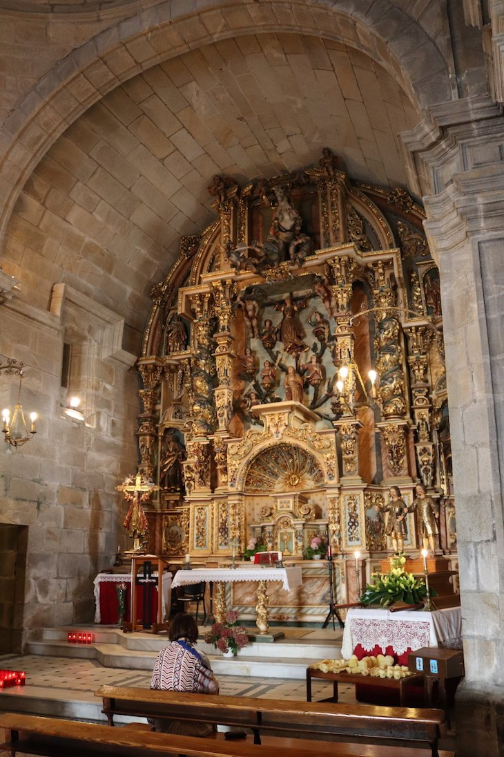 Capela Santa Liberata - Baiona, Pontevedra, Galiza, Espanha © Viaje Comigo