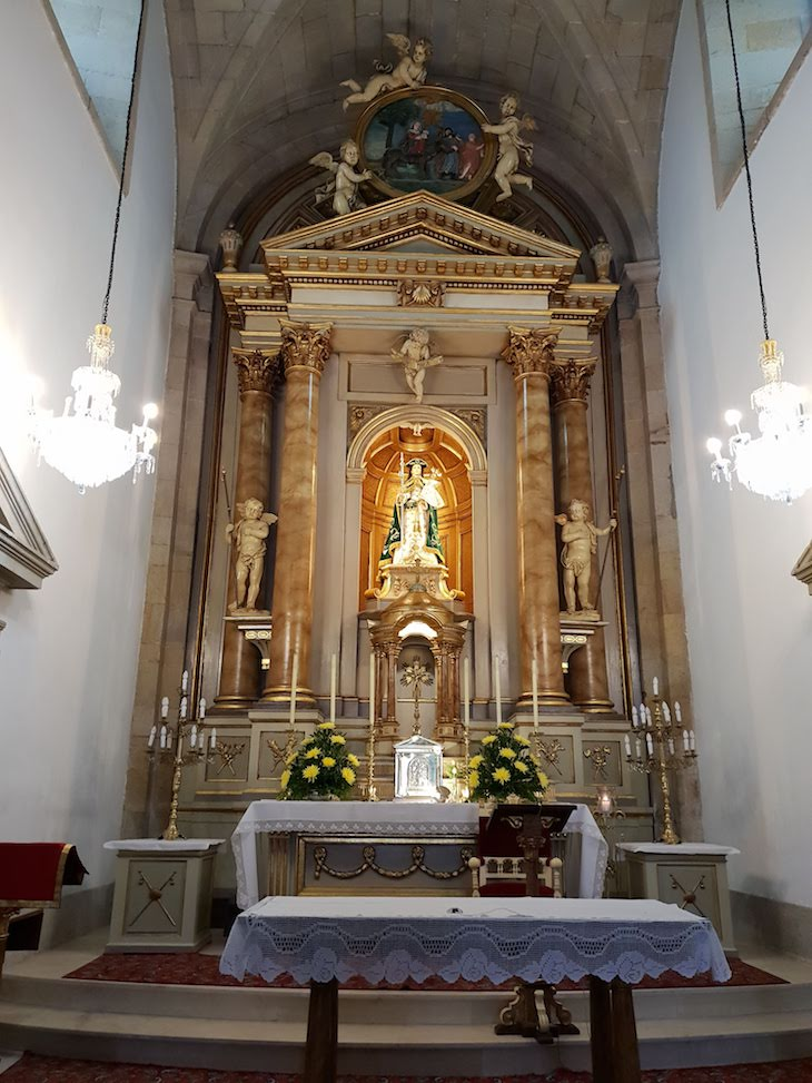 Igreja de la Virgen Peregrina Pontevedra - Galiza © Viaje Comigo