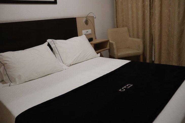 Hotel Room, centro de Pontevedra - Galiza © Viaje Comigo