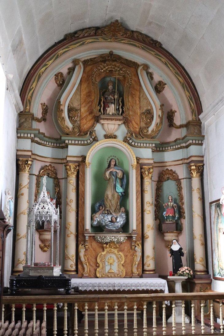 Ex-Colegiata Santa Maria - Baiona, Pontevedra, Galiza, Espanha © Viaje Comigo