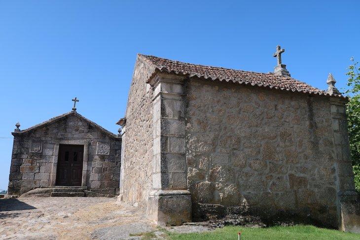 Capelas de Santo António e do Calvário - Belmonte - Portugal © Viaje Comigo