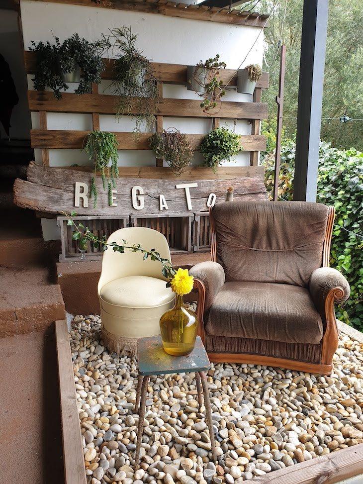 Restaurante Regato - Redondela - Galiza © Viaje Comigo