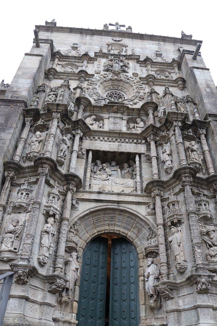 Basílica de Santa María a Mayor - Pontevedra © Viaje Comigo