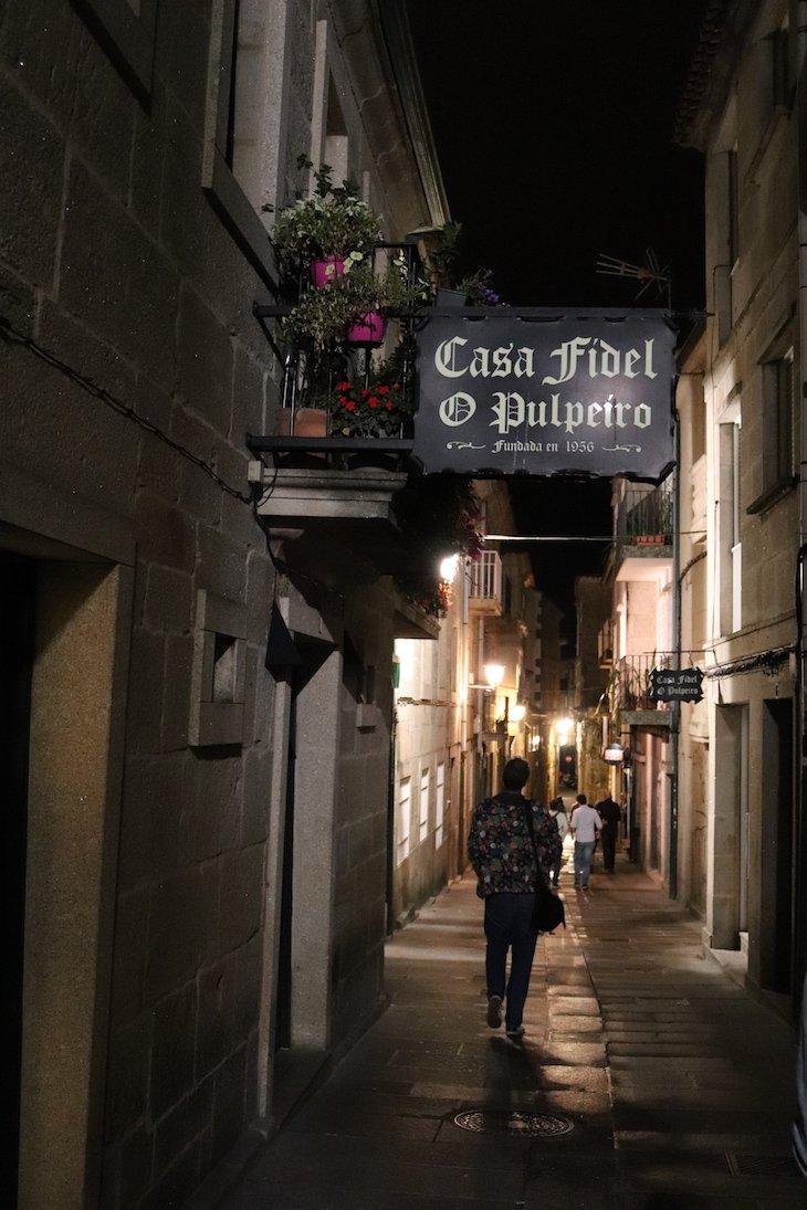 Casa Fidel Pulpeiro, Pontevedra, Galiza © Viaje Comigo