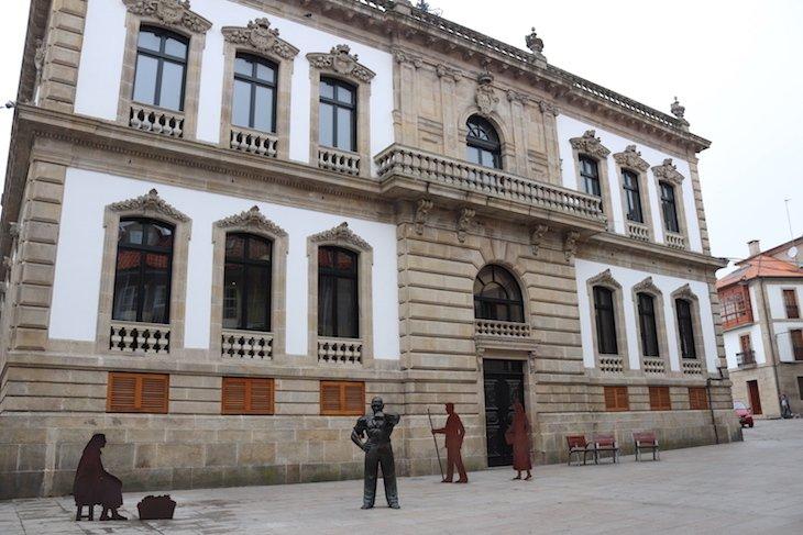 Centro Histórico de Pontevedra - Galiza © Viaje Comigo