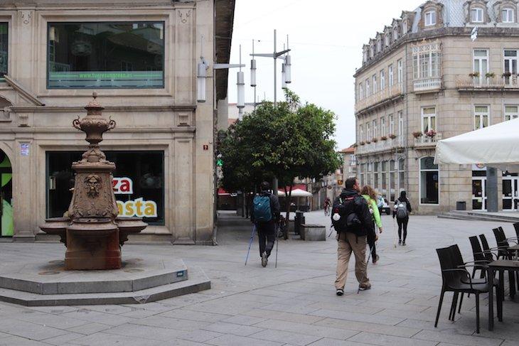 Centro histórico de Pontevedra - Galiza @ Viaje Comigo