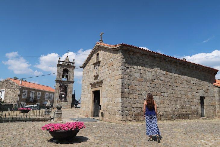 Igreja Santiago e Torre de Belmonte - Aldeias Históricas de Portugal © Viaje Comigo