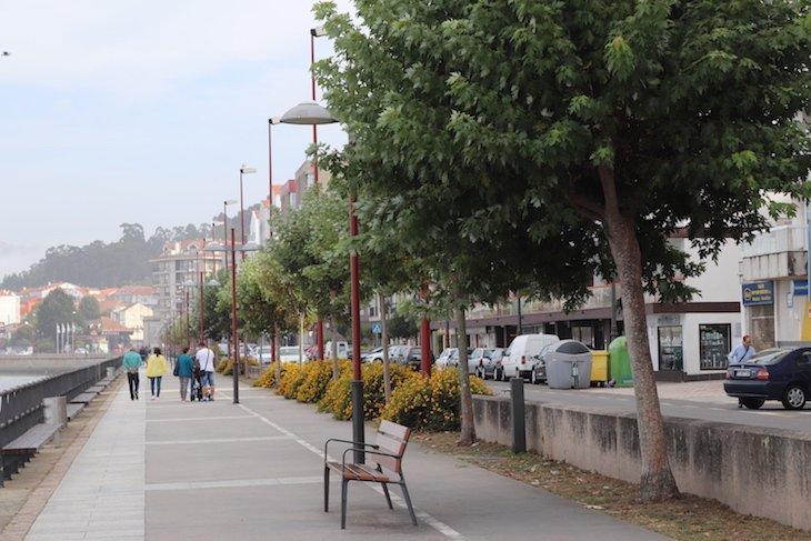 Baiona - Pontevedra, Galiza, Espanha © Viaje Comigo