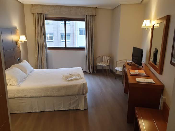 Hotel Galicia Palace - Pontevedra - Galiza © Viaje Comigo