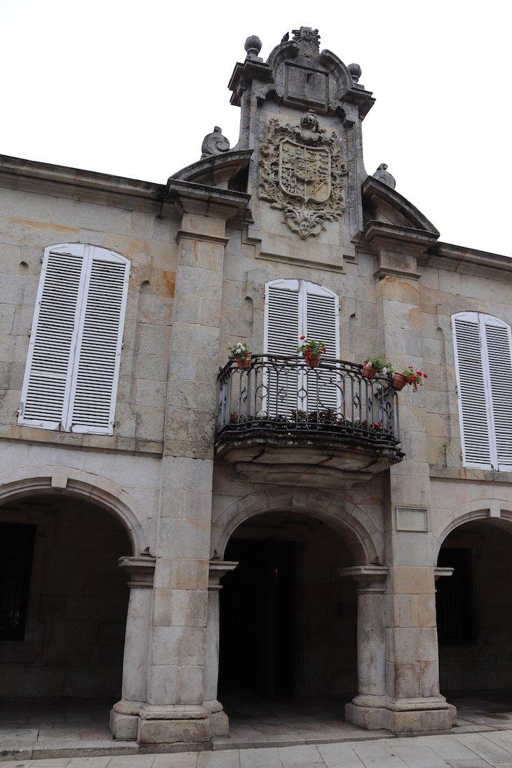 Pazo de Mugartegui - Centro Histórico de Pontevedra © Viaje Comigo