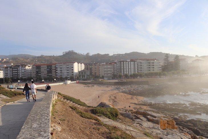 Playa Concheira - Baiona, Pontevedra, Galiza, Espanha © Viaje Comigo