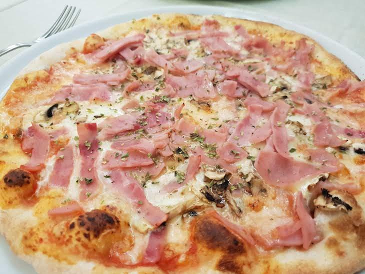 Pizzaria Il Piccolo, Pontevedra, Galiza, Espanha © Viaje Comigo