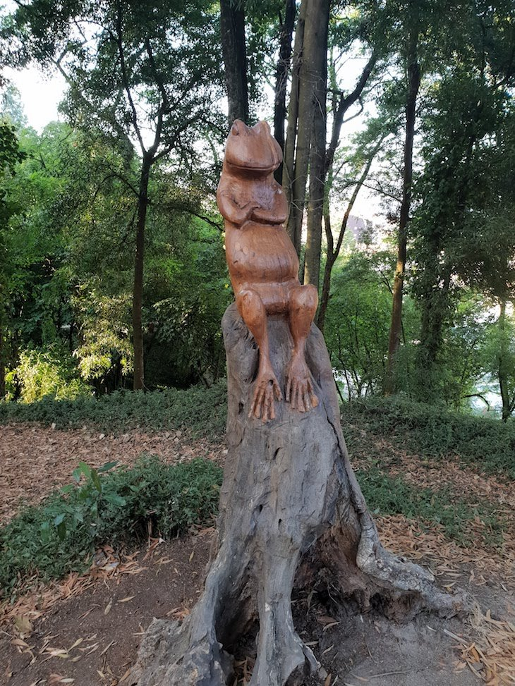 Parque de los Sentidos, Marin, Terras de Pontevedra - Galiza © Viaje Comigo