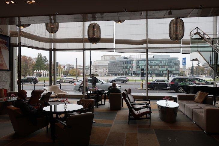 Hotel Sofitel Warsaw Victoria - Varsóvia - Polónia © Viaje Comigo