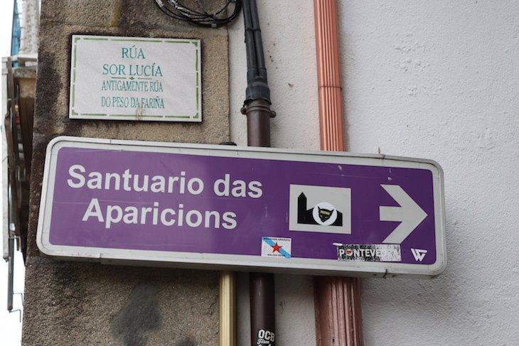 Rua Irmã Lúcia - Centro Histórico de Pontevedra © Viaje Comigo