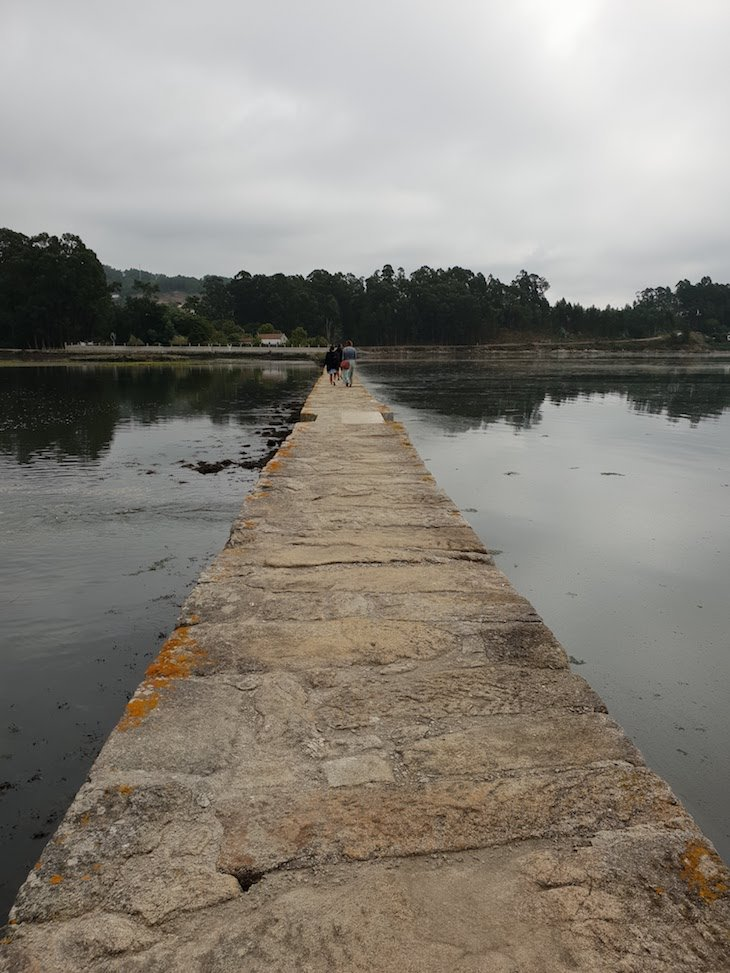 Nas Salinas de Ulló, Vilaboa, Terras de Pontevedra - Galiza © Viaje Comigo
