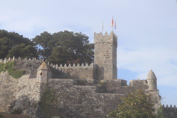 Fortaleza de Monterreal - Baiona, Pontevedra, Galiza, Espanha © Viaje Comigo