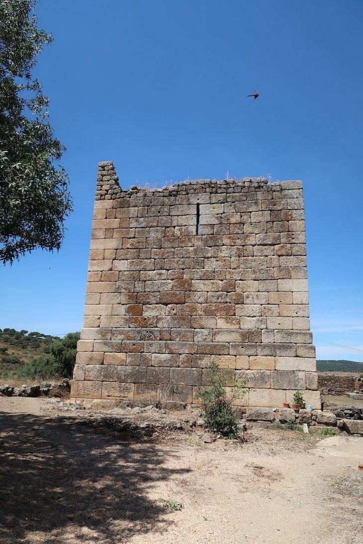 Torre dos Templários - Aldeia Histórica de Idanha-a-Velha - Portugal © Viaje Comigo