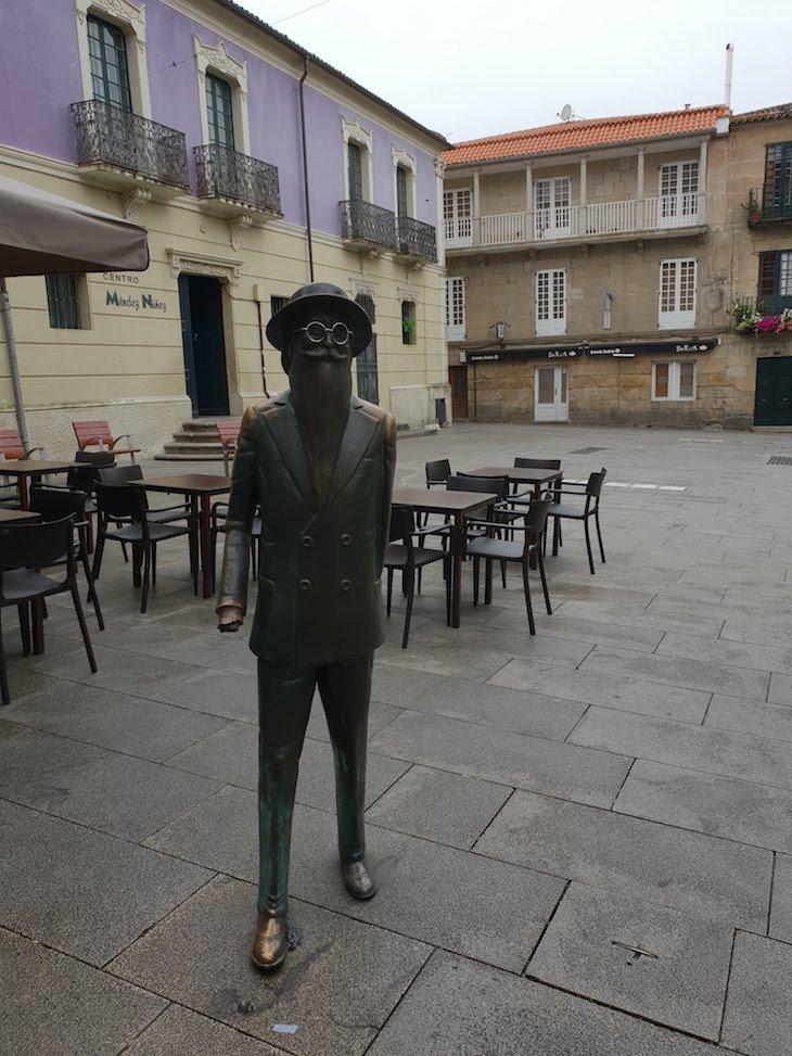 Valle Inclán - Centro Histórico de Pontevedra © Viaje Comigo