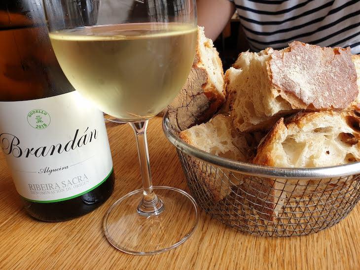 Restaurante Loaira - Pontevedra - Espanha © Viaje Comigo