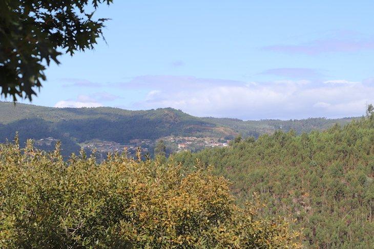 Vista da Capela de San Xusto- Cerdedo-Cotobade, Terras de Pontevedra - Galiza © Viaje Comigo