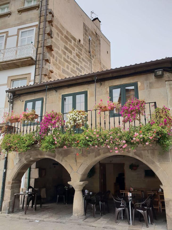 Junto da Praza da Ferrería - Pontevedra - Galiza © Viaje Comigo