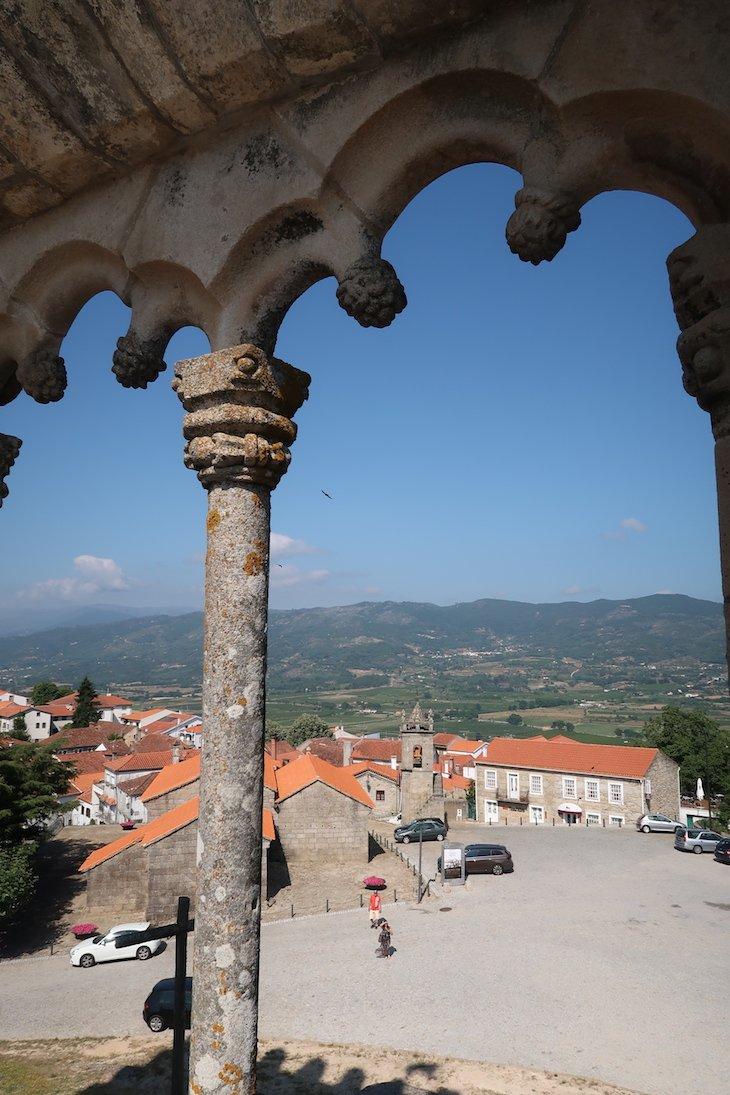 Castelo de Belmonte - Portugal © Viaje Comigo