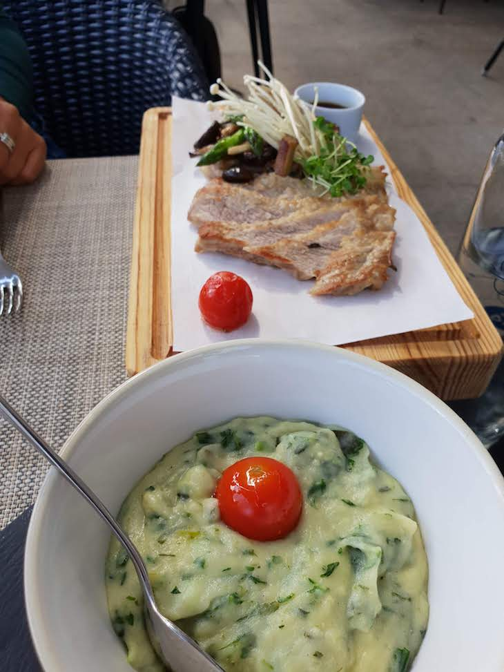 Restaurante Cozinha da Clara - Quinta de La Rosa, Pinhão, Douro, Portugal © Viaje Comigo