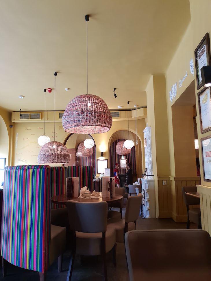 Restaurante Zapiecek - Varsóvia - Polónia © Viaje Comigo