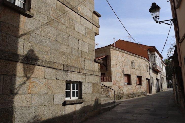 Centro histórico de Baiona - Pontevedra, Galiza, Espanha © Viaje Comigo