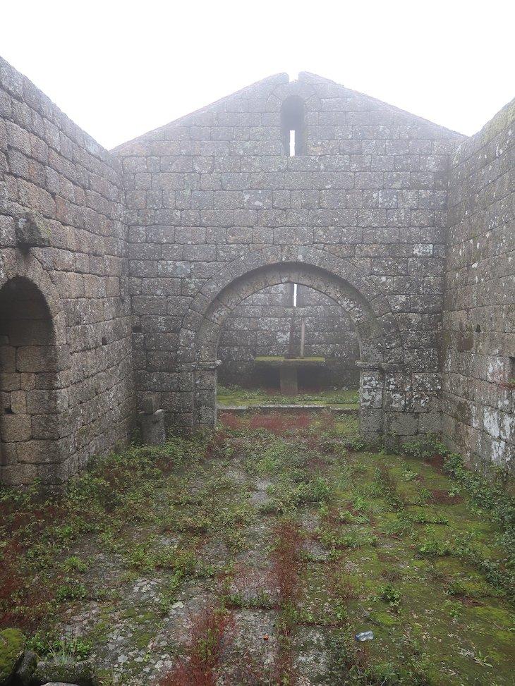 Capela de S. Miguel - Monsanto - Aldeia Histórica - Portugal © Viaje Comigo