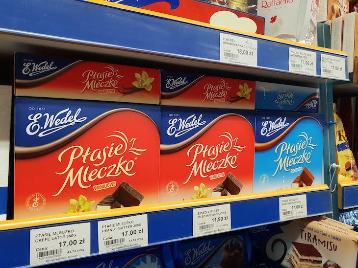 Chocolates Wedel - Polónia © Viaje Comigo