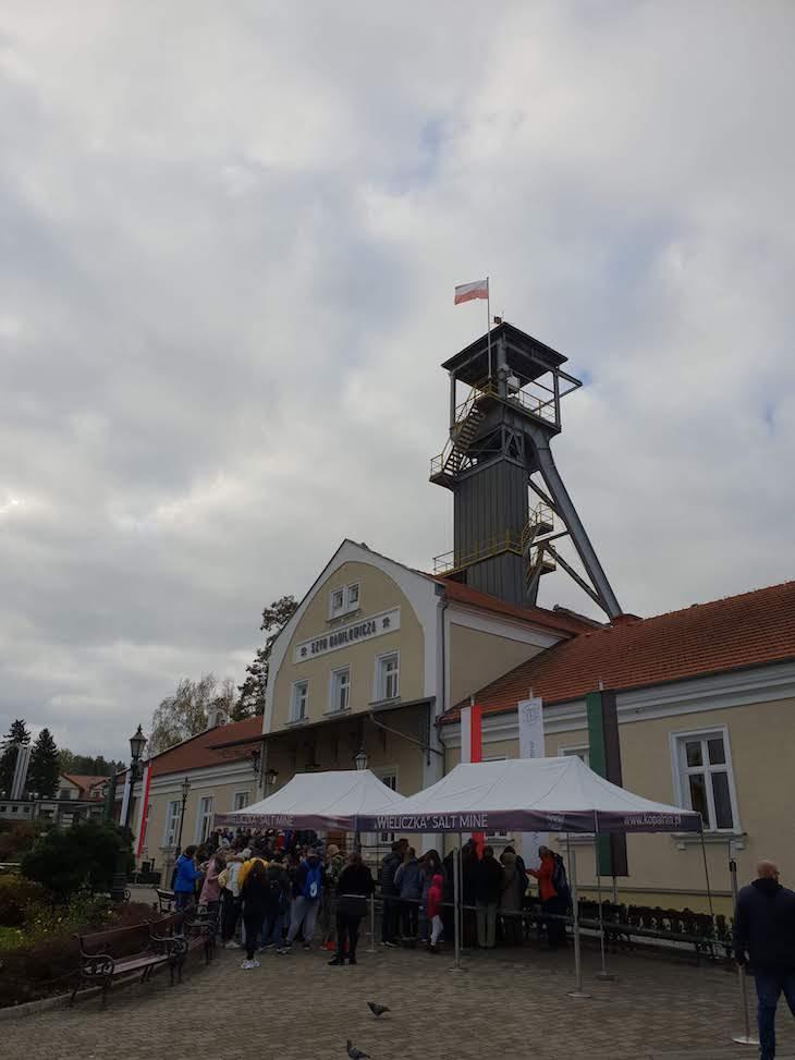 Minas de sal de Wieliczka, Cracóvia, Polónia © Viaje Comigo