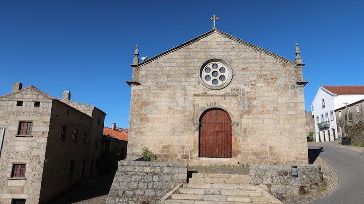 Igreja Matriz de Monsanto - Aldeia Histórica - Portugal © Viaje Comigo