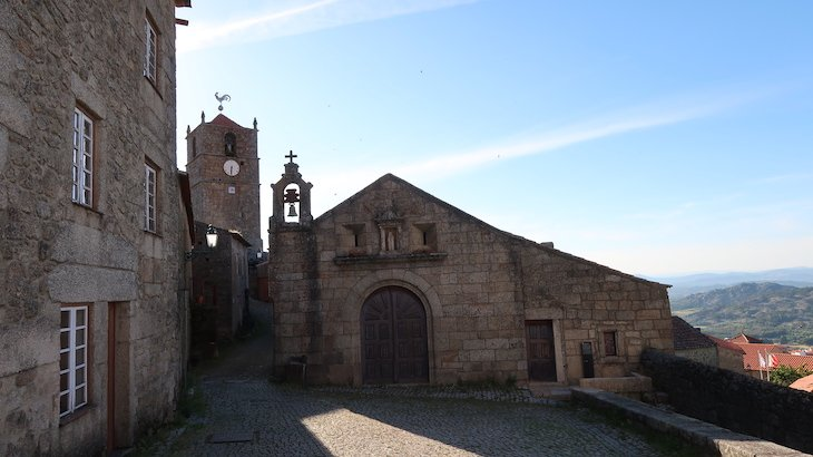 Igreja da Misericórdia - Monsanto - Aldeia Histórica - Portugal © Viaje Comigo