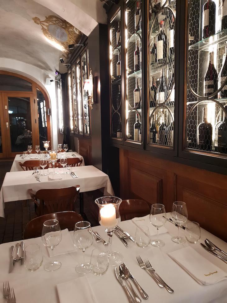 Restaurante Kogel Mogel - Cracóvia - Polónia © Viaje Comigo