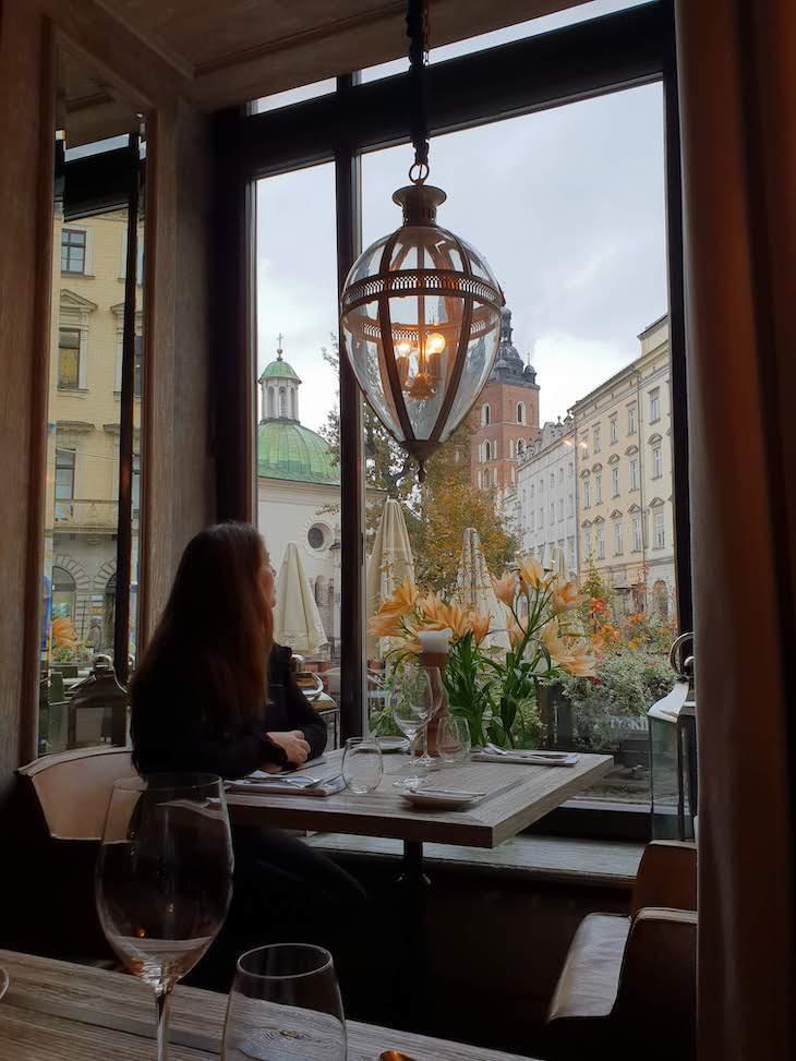Restaurante Szara Ges - Cracóvia - Polónia © Viaje Comigo